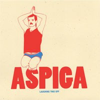 Aspiga / Hanalei - Split [7-inch] (Cover Artwork)