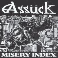 Assück - Misery Index (Cover Artwork)