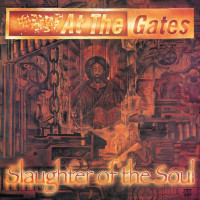 At The Gates - Slaughter of the Soul [re-issue] (Cover Artwork)
