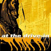 At The Drive-In - Relationship Of Command (Cover Artwork)