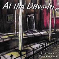 At the Drive-In - Acrobatic Tenement (Cover Artwork)