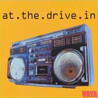 At The Drive-In - Vaya (Cover Artwork)