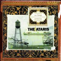 The Ataris - So Long, Astoria (Cover Artwork)