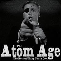 The Atom Age - The Hottest Thing That's Cool (Cover Artwork)