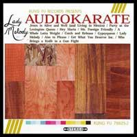 Audio Karate - Lady Melody (Cover Artwork)