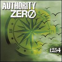 Authority Zero - 12:34 (Cover Artwork)