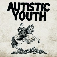 Autistic Youth - Nonage LP (Cover Artwork)