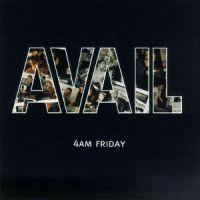 Avail - 4 AM Friday (Cover Artwork)
