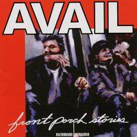 Avail - Front Porch Stories (Cover Artwork)