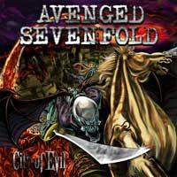 Avenged Sevenfold - City Of Evil (Cover Artwork)