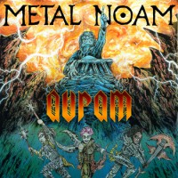 AVRAM - Metal Noam (Cover Artwork)