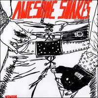 Awesome Snakes - Venom (Cover Artwork)
