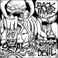 Backtrack - Deal with the Devil [7 inch] (Cover Artwork)