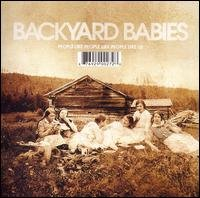 Backyard Babies -  People Like People Like People Like Us (Cover Artwork)