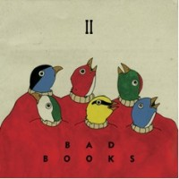 Bad Books - II (Cover Artwork)