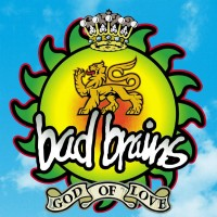 Bad Brains - God of Love (Cover Artwork)