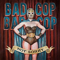 Bad Cop/Bad Cop - Not Sorry (Cover)
