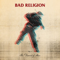 Bad Religion - The Dissent of Man (Cover Artwork)
