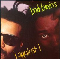 Bad Brains - I Against I (Cover Artwork)