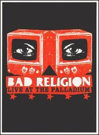 Bad Religion - Live at the Palladium DVD (Cover Artwork)