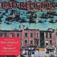 Bad Religion - New America (Cover Artwork)