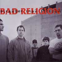 Bad Religion - Stranger Than Fiction (Cover Artwork)