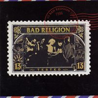 Bad Religion - Tested (Cover Artwork)