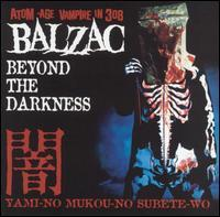Balzac - Beyond The Darkness (Cover Artwork)