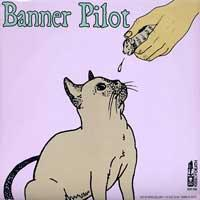 Banner Pilot / Monikers - Split [7 inch] (Cover Artwork)