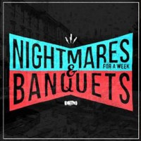 Banquets / Nightmares For A Week - Split (Cover)