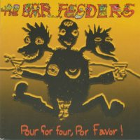 Bar Feeders - Pour for Favour, Por Favor (Cover Artwork)