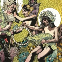 Baroness - Yellow & Green (Cover Artwork)