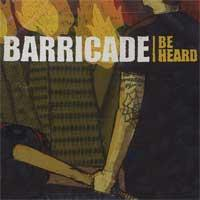 Barricade - Be Heard (Cover Artwork)