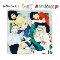 Be Your Own Pet - Get Awkward (Cover Artwork)