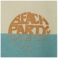 Beach Party - Beach Party (Cover Artwork)