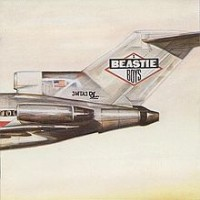 Beastie Boys - Licensed to Ill (Cover Artwork)