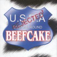 Beefcake - Rejected (Cover Artwork)