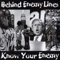 Behind Enemy Lines - Know Your Enemy [reissue] (Cover Artwork)