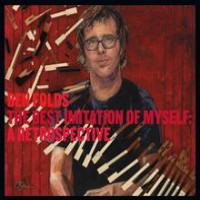 Ben Folds - The Best Imitation of Myself: A Retrospective (Cover Artwork)
