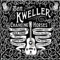 Ben Kweller - Changing Horses (Cover Artwork)