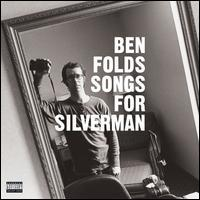 Ben Folds - Songs For Silverman (Cover Artwork)