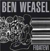 Ben Weasel - Fidatevi (Cover Artwork)