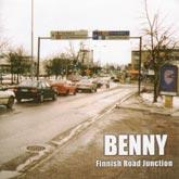 Benny - Finnish Road Junction (Cover Artwork)