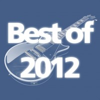 Best of 2012 - Rich Cocksedge's picks (Cover Artwork)
