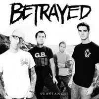 Betrayed - Substance (Cover Artwork)