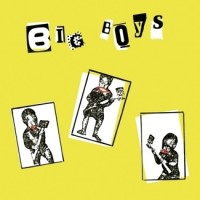 Big Boys - Where's My Towel / Industry Standard [reissue] (Cover Artwork)