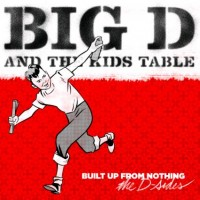 Big D and the Kids Table - Built Up From Nothing: The D Sides and Strictly Dub (Cover Artwork)