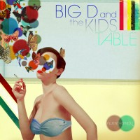 Big D and the Kids Table - Fluent in Stroll (Cover Artwork)