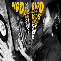 Big D and the Kids Table - Stomp / Stroll (Cover Artwork)