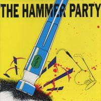 Big Black - The Hammer Party (Cover Artwork)